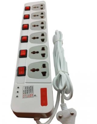 Power Extension (6-Socket)