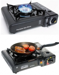 Portable Gas Cooker (+Free Gas)